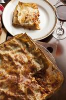 lasagne photo