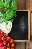 fond de cuisine italienne