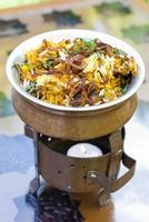 riz indien photo