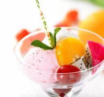 crème glacée photo