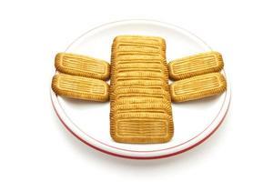 biscuits frais au four