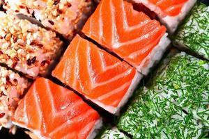 sushi japonais
