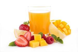 jus de fruit photo