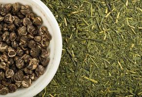 service à thé vert