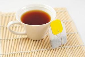 thé noir photo