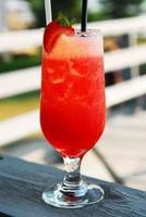 Daiquiri fraise photo