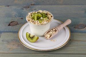 yaourt aux fruits photo