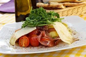 "salade ""dolcetta"" photo"