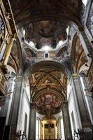 plans intérieurs cathédrale de santa maria assunta à parme italie photo