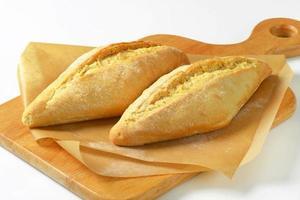 petits pains en forme de losange