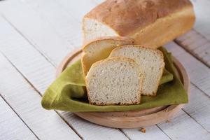 pain fait maison photo