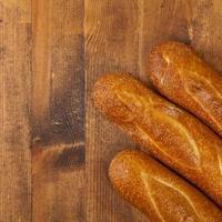 baguettes françaises photo