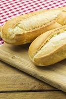 baguettes - pain français photo