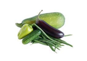 ensemble de légumes photo