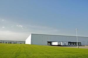 zone industrielle photo