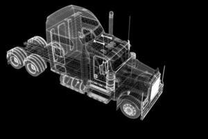 logistique - camionnage photo