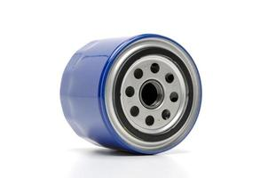 filtre à huile automobile photo