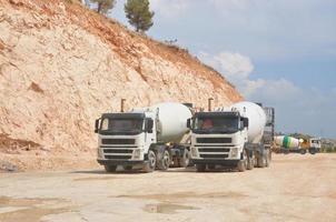 construction de routes