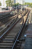 chemins de fer photo