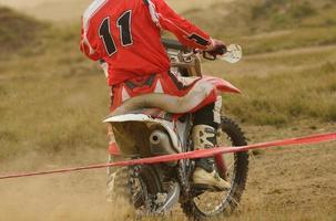 vélo de motocross photo