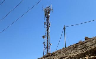 antenne et équipement de télécommunication photo