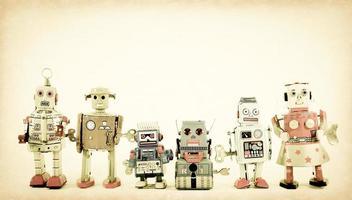 jouets de robot
