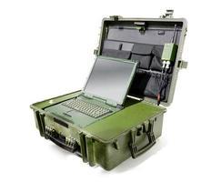 module de contrôle du système de défense aérienne russe photo