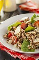 salade de quinoa végétarienne saine photo