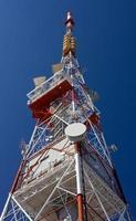 antenne de télécommunication photo