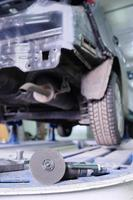réparation de carrosserie photo