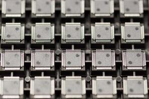 circuits intégrés smd photo