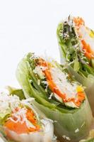 rouleaux de printemps aux légumes