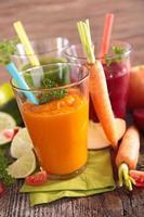 boisson végétale photo