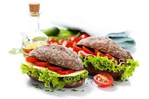 des sandwichs photo