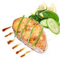 plat de poisson - filet frit