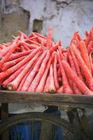 carottes rouges