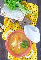 la soupe aux pois photo