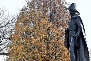 statue commémorative à baltimore