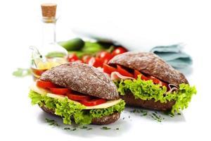 des sandwichs