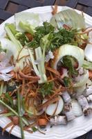 déchets alimentaires