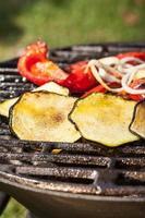 griller les légumes