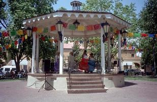 gazebo de la vieille ville photo