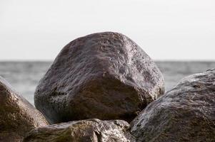 zen rock photo
