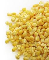 maïs sucré surgelé