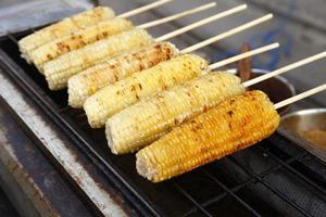 épi de maïs grillé photo
