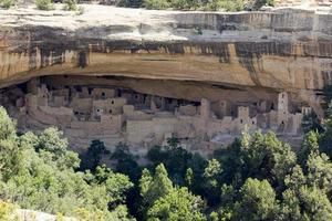 parc national de mesa verde photo