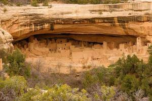 parc national de mesa verde. photo