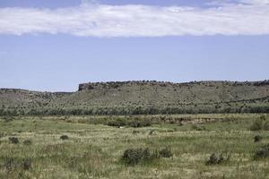 paysage de l'Oklahoma photo