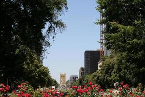 paysage urbain photo