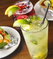 cocktails d'été photo